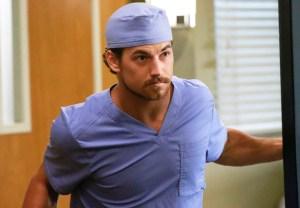 Grey's Anatomy Giacomo Gianniotti