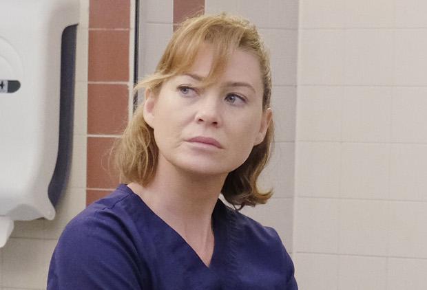 Grey's Anatomy Meredith Death