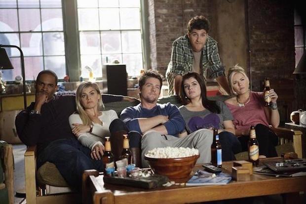 Happy Endings Hulu