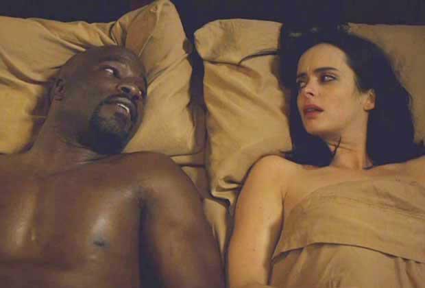 Jessica Jones Sex Scenes