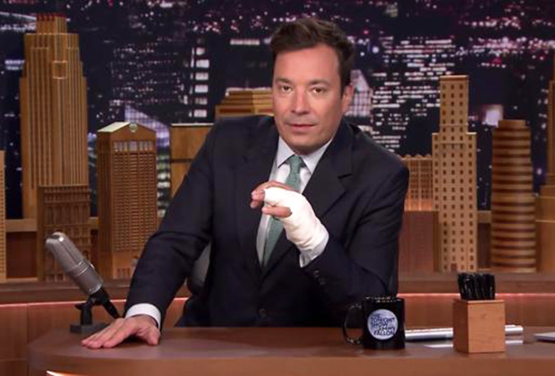 Jimmy Fallon Injuries