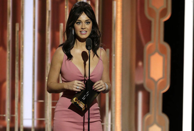 Golden Globes Katy Perry