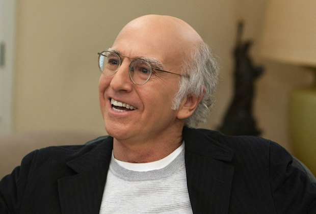 Larry David Hosts SNL