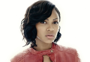 Meagan Good Code Black