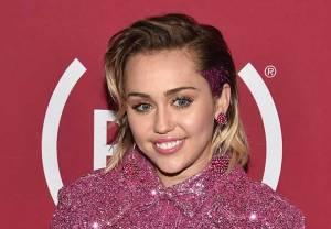 Miley Cyrus Woody Allen