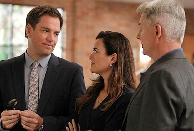 NCIS Tony Ziva Reunion