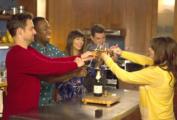 New Girl Recap Schmidt Meets Cece's Mom Recap