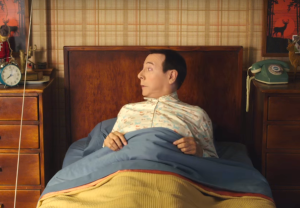 Pee-Wee's Big Holiday Premiere Date Netflix