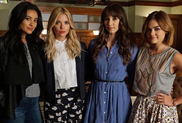 Pretty Little Liars Season 6B