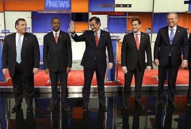 Debate Ratings GOP No Trump