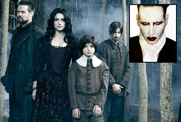 Salem Marilyn Manson Cast Season 3