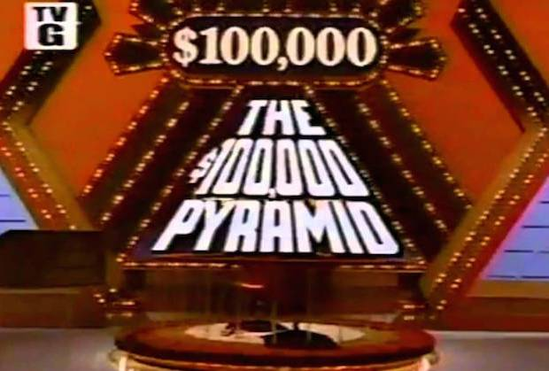 The $100,000 Pyramid Reboot
