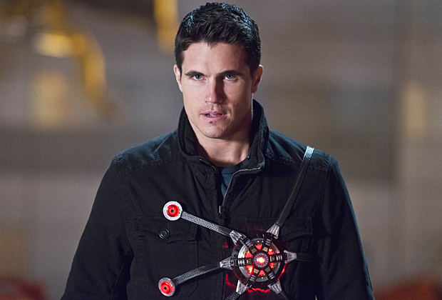 The Flash Robbie Amell