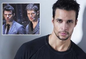 The Originals Matt Cedeño