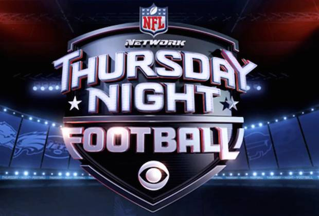 Thursday Night Football Schedule 2016