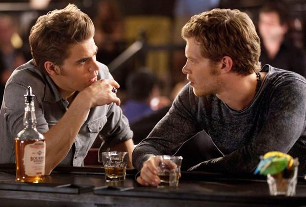 Vampire Diaries Originals Crossover