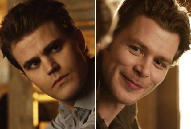 Vampire Diaries Originals Crossover
