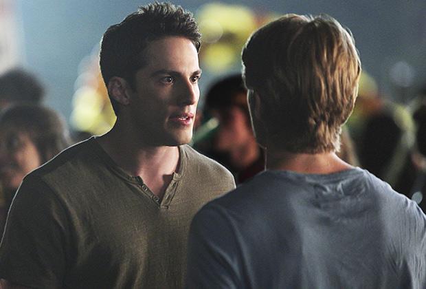 Vampire Diaries Tyler Returns