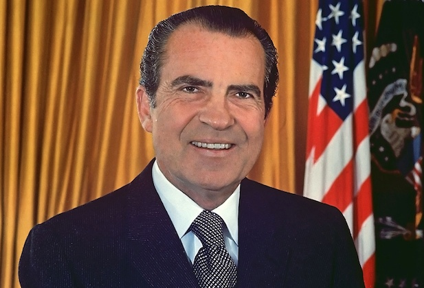 Watergate Series ABC Richard Nixon