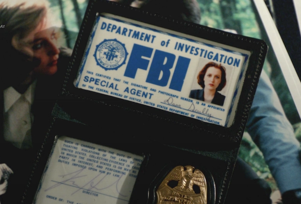 X-Files Revival Video Premiere First Minute