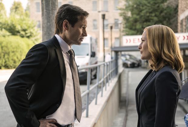 X-Files Revival Review Premiere