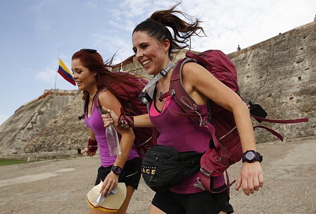 Amazing Race Joslyn Erin
