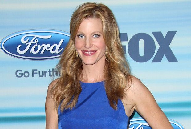 Anna Gunn Shades of Blue