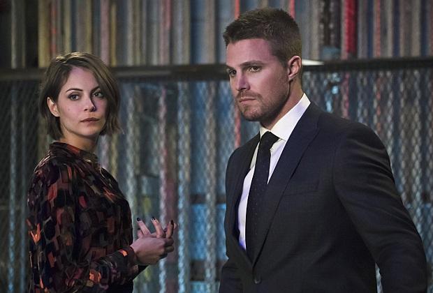 Arrow Season 4 Recap