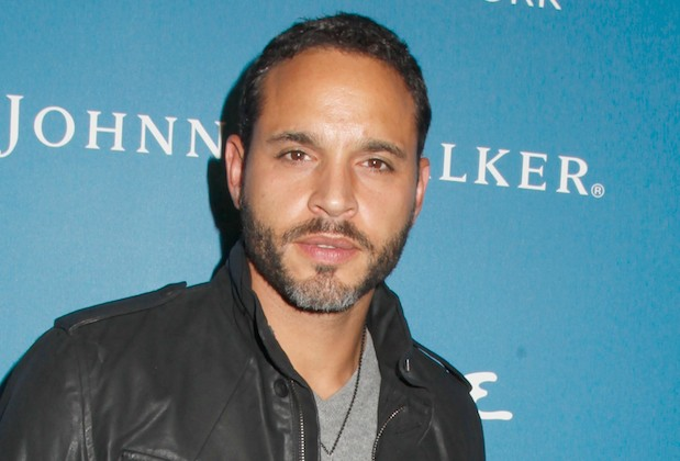 Mandatory Credit: Photo by Gregory Pace/BEI/BEI/Shutterstock (3029253u) Daniel Sunjata Esquire 80th Anniversary and Network Launch Celebration, New York, America - 17 Sep 2013