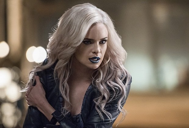 Flash Earth-Two Killer Frost