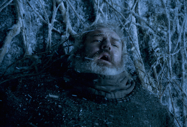 Game of Thrones Hodor Dies Season 6 Episode 5 Kristian Nairn