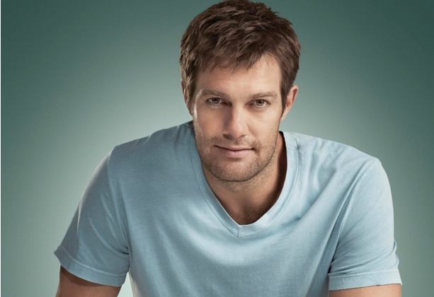 Geoff Stults in The Kicker