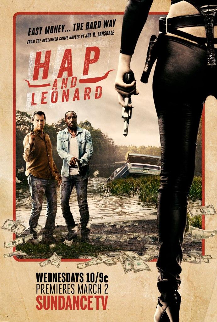 Hap Leonard Poster Sundance James Purefoy