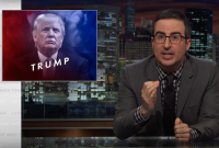 Last Week Tonight With John Oliver Donald Trump