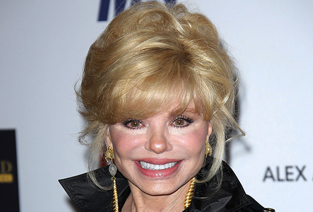 Baby Daddy Loni Anderson
