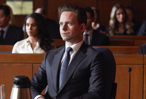 Suits Mike Deserves Prison