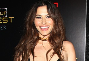 Sarah Shahi Cast as Nancy Drew