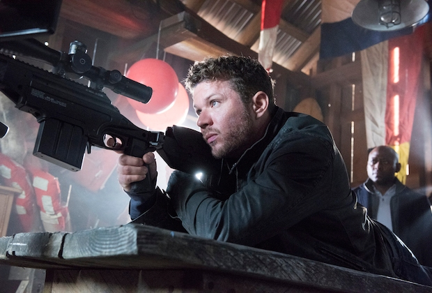 Shooter Series Order Ryan Phillippe