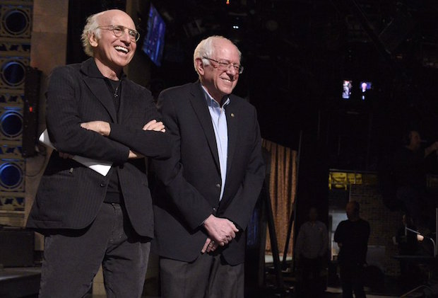 Larry David Hosts SNL