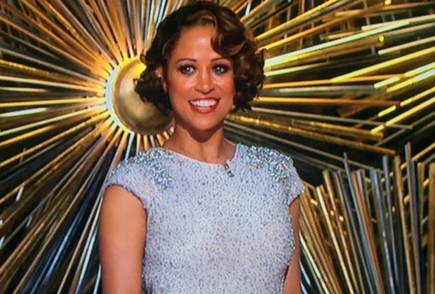 Stacey Dash Oscars 2016
