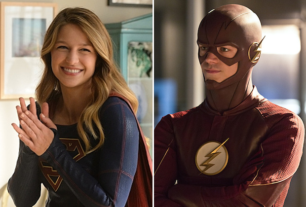 Supergirl Flash Crossover Questions