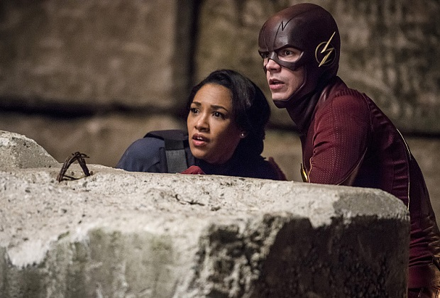 The Flash Earth-Two Spoilers