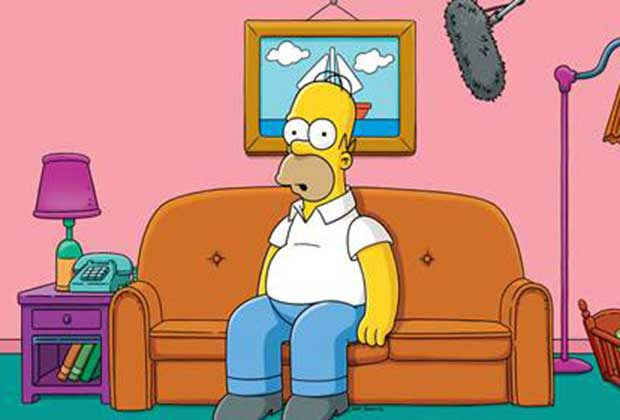 The Simpsons Live Episode