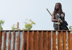 Rick and Michonne Have Sex
