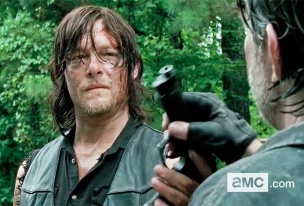 Walking Dead Negan Video