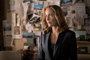 X-Files Finale Chris Carter