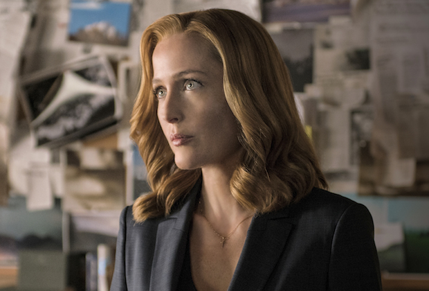 X-Files Finale Ratings