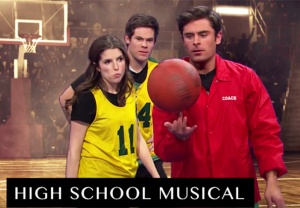 Zac Efron High School Musical