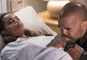 Criminal Minds Shemar Moore LEaving Ratings