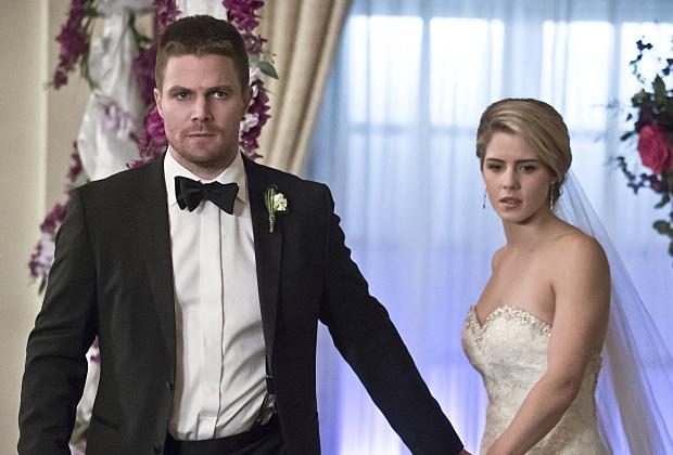 Arrow Recap Felicity Rejects Oliver